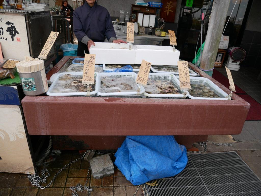 江ノ島 海の幸